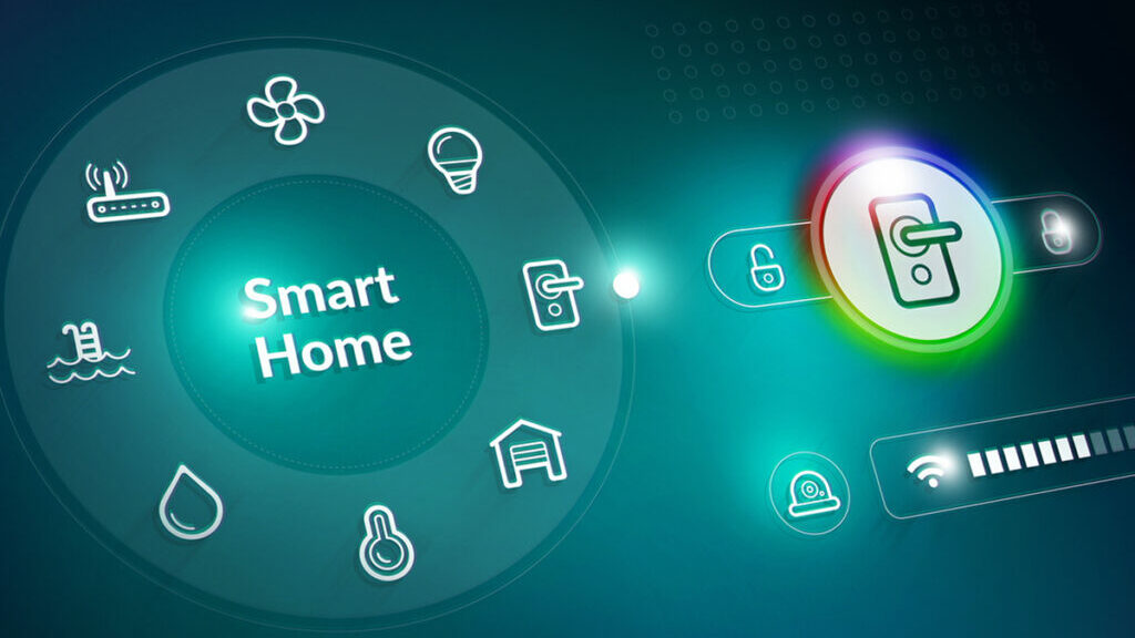 Development of highly integrated smart home products