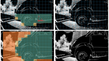 Camera-based damage detection for quality control in automobiles