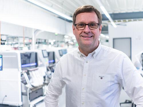 Dr. Christian Hensen: